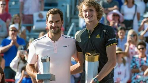 Александр ЗВЕРЕВ: «В теннисе нет ничего идеального. Кроме Федерера»