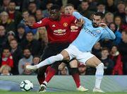 Манчестер Юнайтед – Манчестер Сити – 0:2. Видео голов и обзор матча