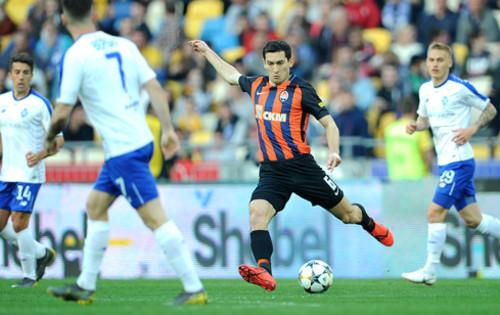 Пятов и Степаненко получили травмы в матче против Динамо
