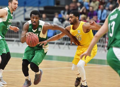 Химик обыграл Киев-Баскет и стал чемпионом Украины