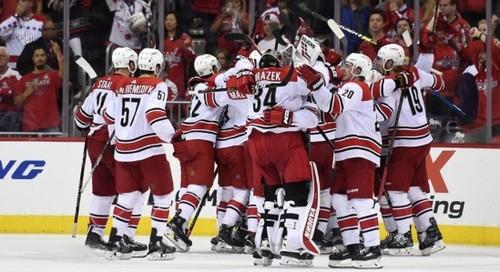 НХЛ. Топ-моменты первого раунда плей-офф