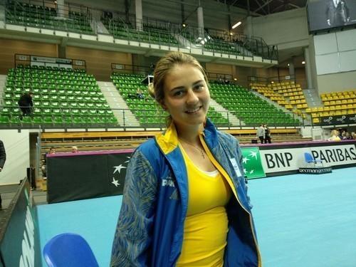 Костюк выиграла второй матч парного разряда турнира в Кьяссо