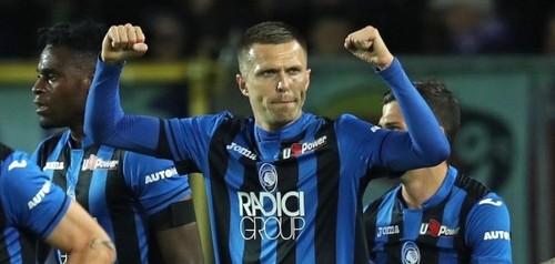 Аталанта вышла в финал Кубка Италии