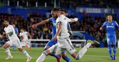 Хетафе – Реал Мадрид – 0:0. Обзор матча