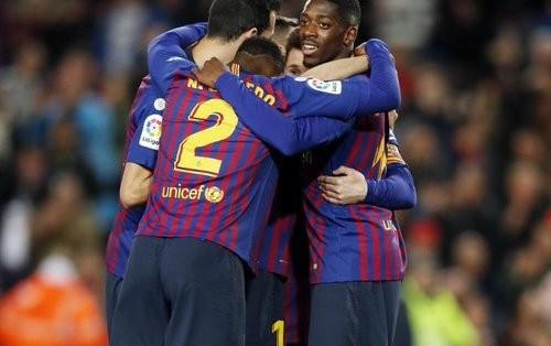 Барселона леванте смотреть онлайнi