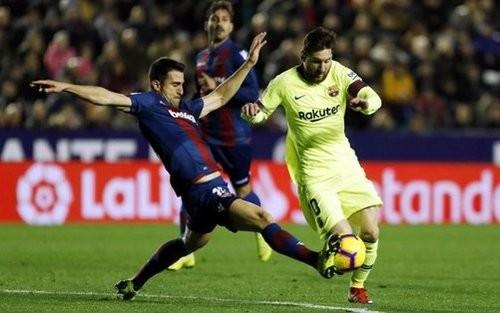 Барселона — Леванте. Прогноз и анонс на матч чемпионата Испании