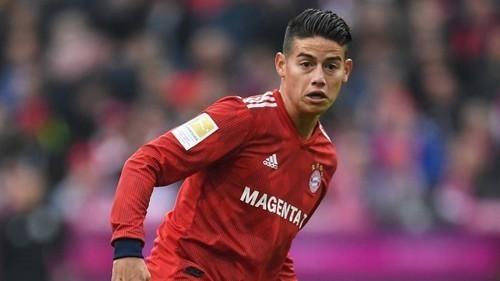 Бавария отказалась от выкупа Хамеса Родригеса
