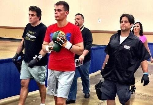 Украинский тяжеловес Любомир Пинчук вернется в ринг 13 июля