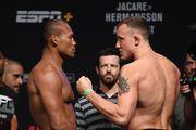 UFC. Роналдо Соуза – Джек Херманссон. Прогноз і анонс на бій