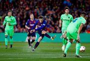 Барселона обыграла Леванте и стала чемпионом Испании