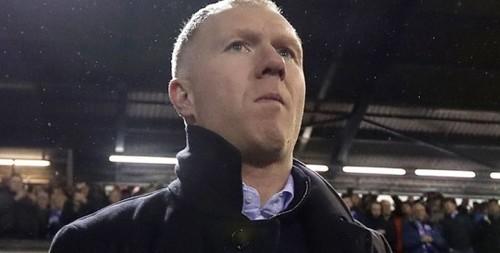 Пол Скоулз может получить работу в Манчестер Юнайтед