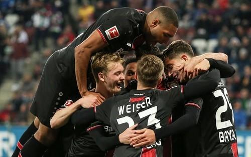 Аугсбург – Байєр – 1:4. Відео голів та огляд матчу