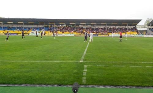 Олександрія – Зоря - 0:2. Текстова трансляція матчу