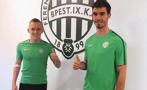 Ребров, Харатин и Петряк стали чемпионами Венгрии