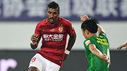 Паулиньо забил 7 голов в 7 матчах в Китае