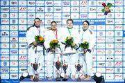 Украинские дзюдоисты завоевали 6 медалей на Кубке Европы