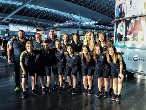 Збірні України синхронно перемогли на студентському чемпіонаті світу