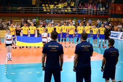 Волейбол. Украина - Венгрия. Смотреть онлайн. LIVE