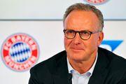 Карл-Хайнц РУММЕНИГГЕ: «У Баварии есть деньги на большой трансфер»