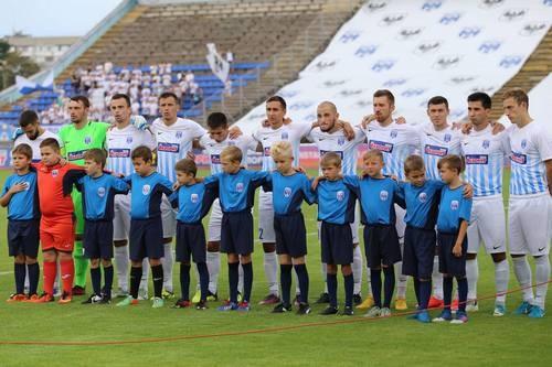 Десна - Арсенал-Киев - 1:0. Текстовая трансляция матча