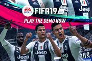 Вышла демоверсия FIFA 19