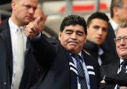 МАРАДОНА: «Мексика – Германия – лучшая игра для просмотра с косячком»