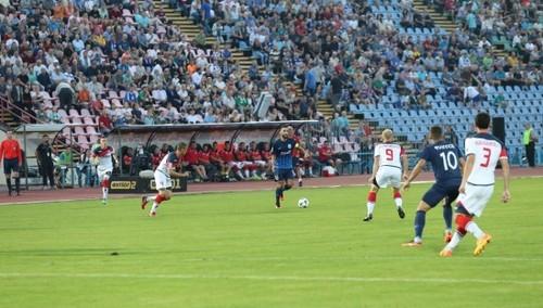 Десна - Арсенал-Киев. Видео гола и обзор матча