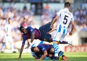 Реал Сосьедад - Барселона - 1:2. Видео голов и обзор матча