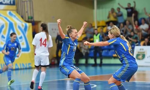 Украина вышла в финал четырех Евро-2019