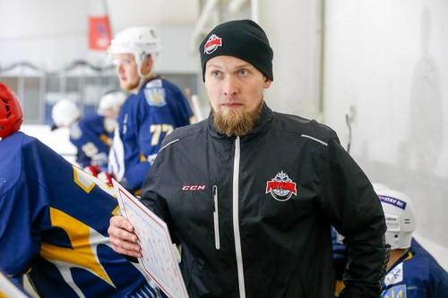 Тренер Ледяных Волков: «Полностью проиграли борьбу в матче с Днепром»