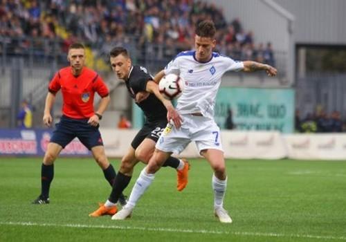 Динамо сыграло вничью с Зарей и третий матч кряду не сумело победить