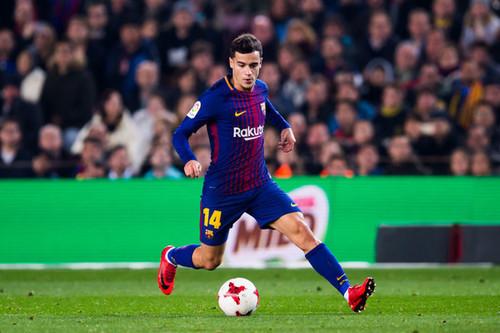 Луис СУАРЕС: «Коутиньо изменил динамику игры Барселоны»