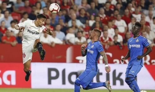 Севилья - Хетафе - 0:2. Видео голов и обзор матча