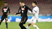 Наполи — Фиорентина - 1:0. Видео гола и обзор матча