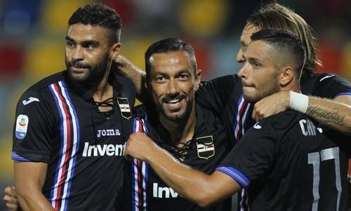 Фрозиноне – Сампдория - 0:5. Видео голов и обзор матча
