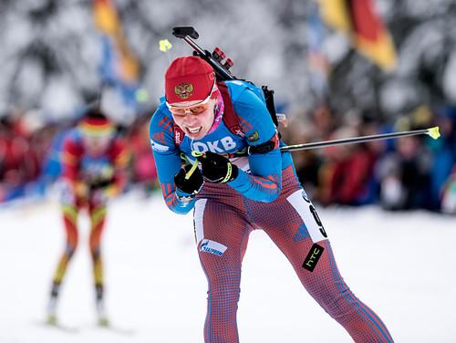 Шумилова и еще две российские биатлонистки будут выступать за Молдову