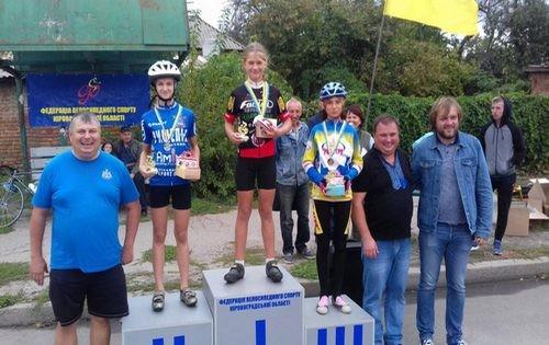 У Кропивницькому відбувся чемпіонат України з велоспорту на шосе