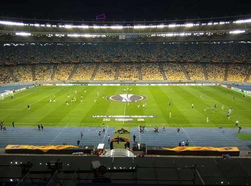 Динамо - Астана - 2:2. Текстовая трансляция матча