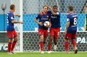 Группа G. ЦСКА вырвал ничью в матче с Викторией