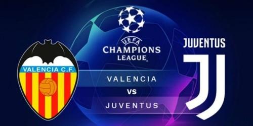 Валенсия - Ювентус 0:2. Видео голов и обзор матча