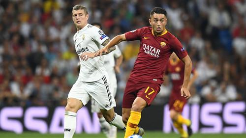 Реал разгромил Рому в первом туре Лиги чемпионов