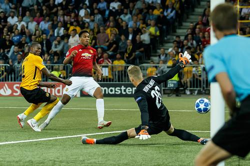Янг Бойз – Манчестер Юнайтед – 0:3. Видео голов и обзор матча