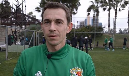 Богдан ШУСТ: «Знаем, чего ждать от Арсенала»
