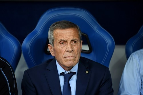 Табарес продолжит тренировать сборную Уругвая до 2022 года