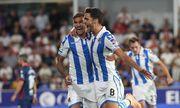 Уэска — Реал Сосьедад - 0:1. Видео гола и обзор матча