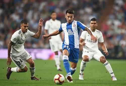 Реал - Эспаньол - 1:0. Текстовая трансляция матча