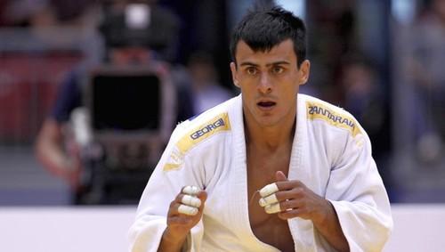 Георгий ЗАНТАРАЯ: «Бронза – отличная мотивация на пути к Олимпиаде»