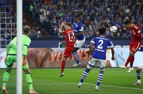 Шальке – Бавария – 0:2. Текстовая трансляция матча