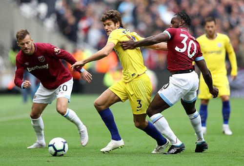 Вест Хэм - Челси - 0:0. Текстовая трансляция матча