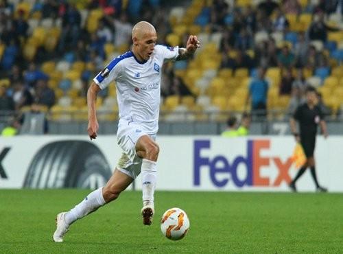 Динамо - Десна - 4:0. Текстовая трансляция матча